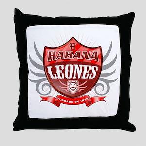 HabanaShield_LIGHT Throw Pillow