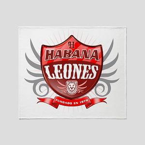 HabanaShield_LIGHT Throw Blanket