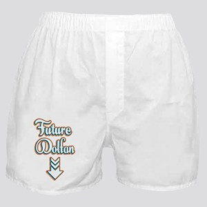 FutureDolfan_Dark Boxer Shorts