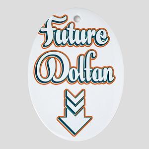 FutureDolfan_Dark Oval Ornament