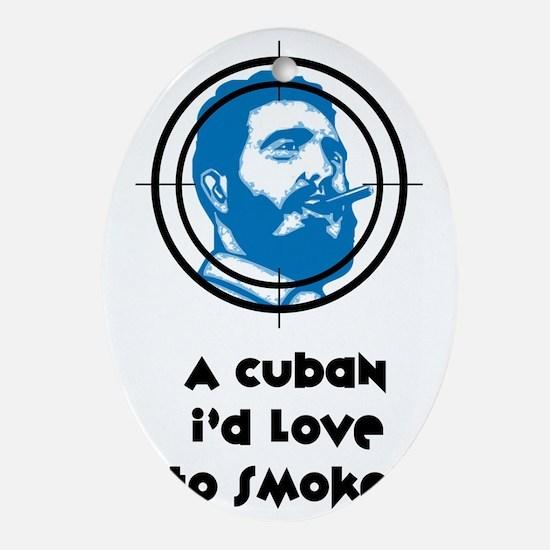 Smoke_Fidel_Light Oval Ornament