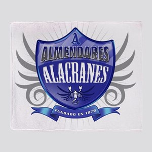AlmendaresShield_Light Throw Blanket