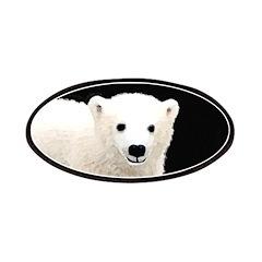 Polar Bear Cub Patch