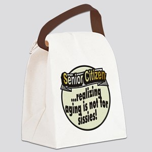 forsissies6x6 Canvas Lunch Bag