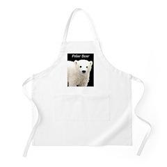Polar Bear Cub Light Apron