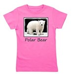 Polar Bear Cub Girl's Tee