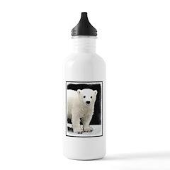Polar Bear Cub Water Bottle