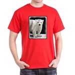 Polar Bear Cub Dark T-Shirt