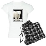 Polar Bear Cub Women's Light Pajamas