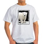 Polar Bear Cub Light T-Shirt
