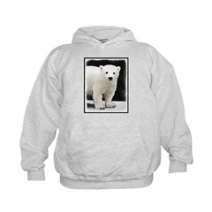 Polar Bear Cub Hoodie