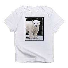 Polar Bear Cub Infant T-Shirt