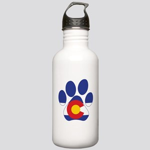 Colorado Paws Stainless Water Bottle 1.0L