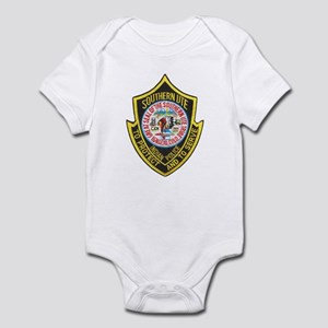 Southern Ute Police Infant Bodysuit