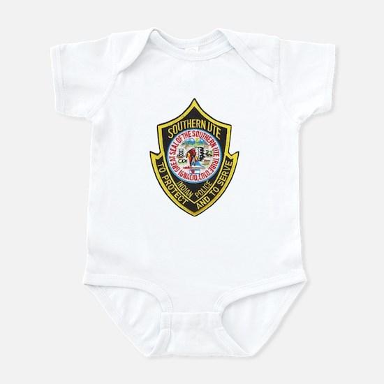 Southern Ute Police Infant Bodysuit