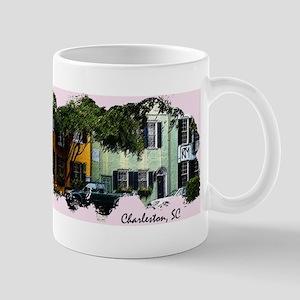 Rainbow Row Mugs
