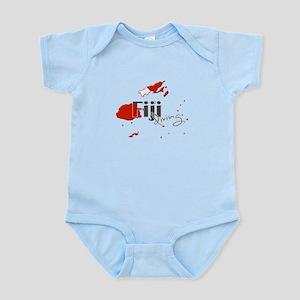 Fiji Diving Infant Bodysuit