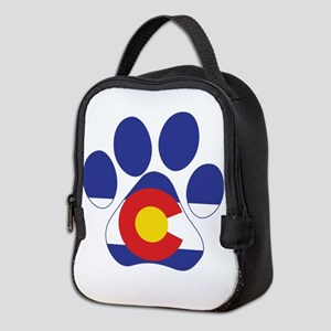 Colorado Paws Neoprene Lunch Bag
