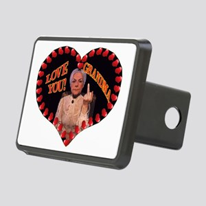 GRANDMA6 Rectangular Hitch Cover
