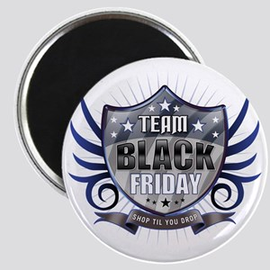 Team black Friday Shield_light_star Magnet