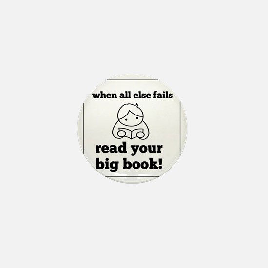 Big Book2 Mini Button