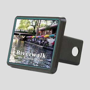 Riverwalk, San Antonio,TEX Rectangular Hitch Cover