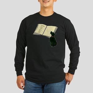 2-dog said Long Sleeve Dark T-Shirt