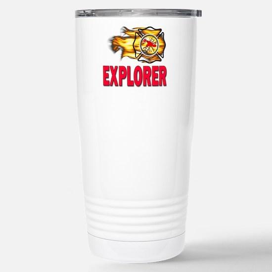 Fire Explorer Mugs