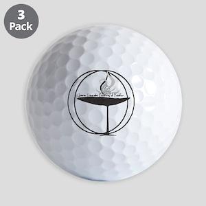 002 (2) Golf Balls