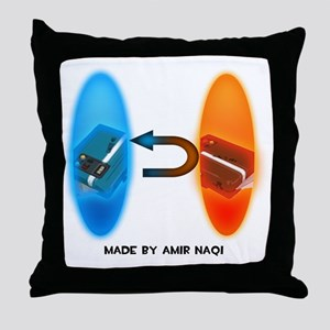 Portal Intel Steal Throw Pillow