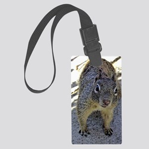 squirrel_journal Large Luggage Tag