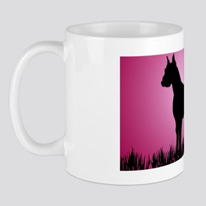ovalsticker_ibox-pink Mug