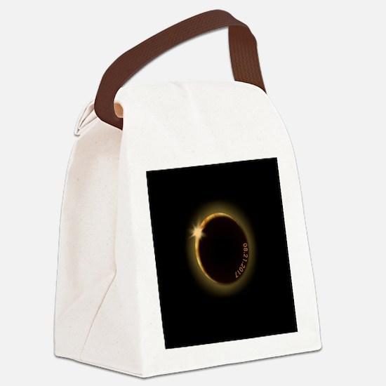 Unique Astronomy Canvas Lunch Bag