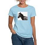 Horse Women's Pink T-Shirt