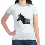Horse Jr. Ringer T-Shirt