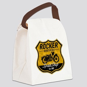 CafeBrothers Canvas Lunch Bag