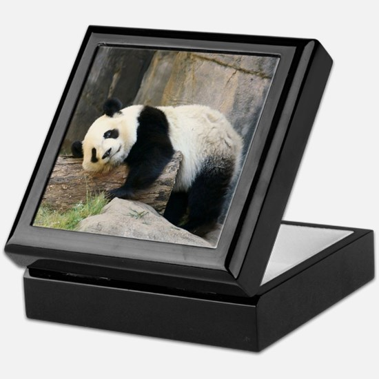Copy of panda1 Keepsake Box