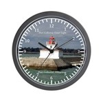 Port Colborne Outer Light Wall Clock