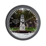 North Channel Front Range Light Wall Clock