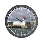 Port Colborne Inner Light Wall Clock