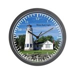 White Rock Light Wall Clock
