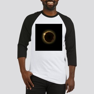 2017 total solar eclipse Baseball Jersey