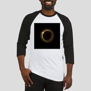 2017 total solar eclipse Baseball Jersey