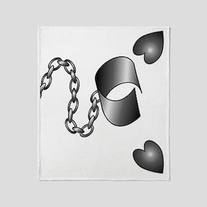 chain1 Throw Blanket