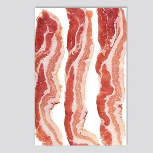 bacon-in-streifen Postcards (Package of 8)