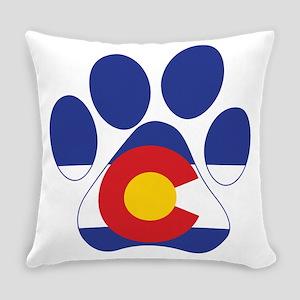 Colorado Paws Everyday Pillow