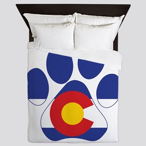 Colorado Paws Queen Duvet