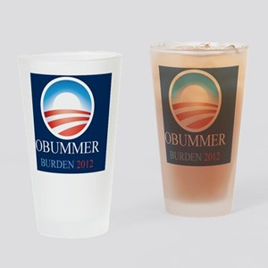 obummer_cp_button Drinking Glass