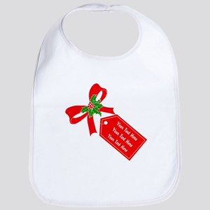 Personalize It Bib