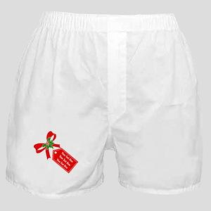 Personalize It Boxer Shorts